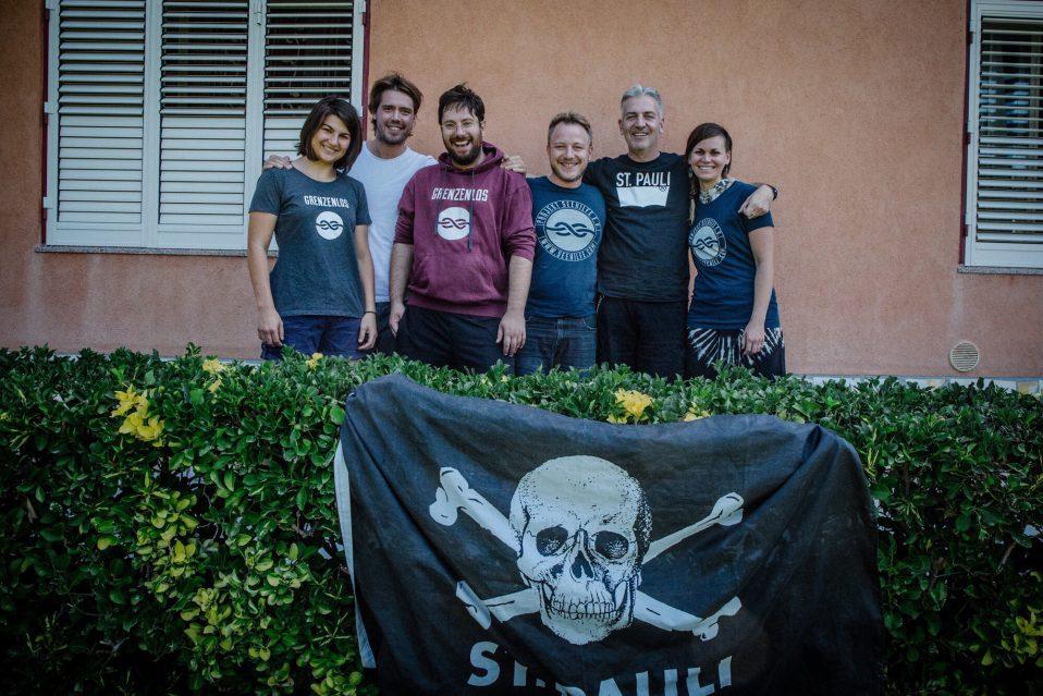 Projekt Seehilfe und FC St. Pauli