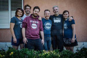 Projekt Seehilfe e.V. und FC St. Pauli in Siracusa